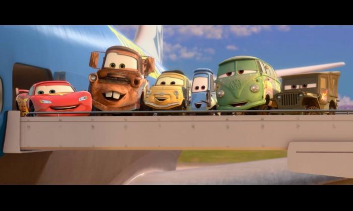 周六电影时光:《赛车总动员》2