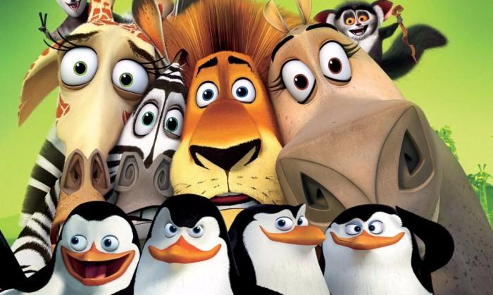 周六电影时光:《马达加斯加》