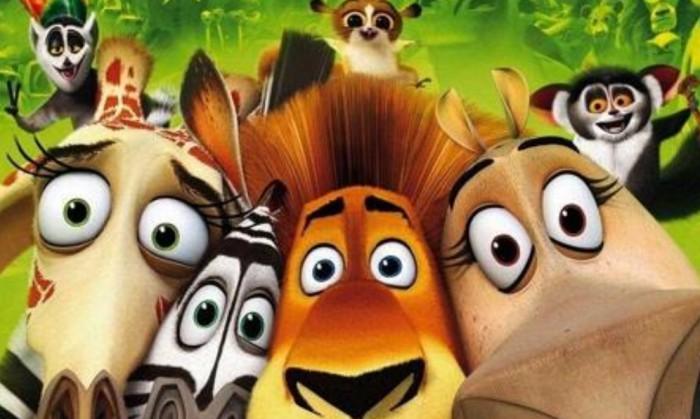 周六电影时光:《马达加斯加》2