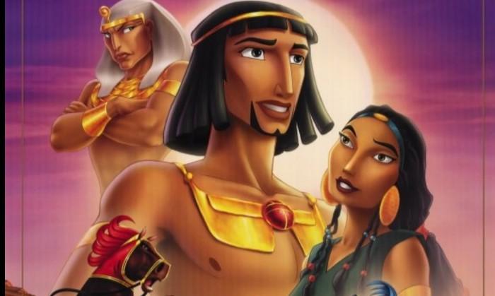 周六电影时光:《埃及王子》