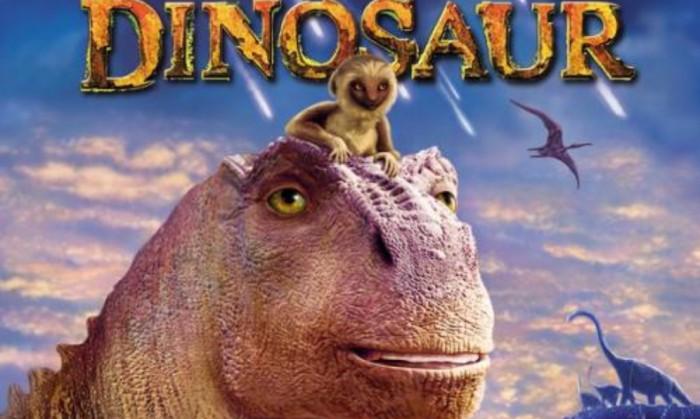 周六电影时光:《恐龙》