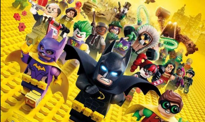 周六电影时光:《乐高蝙蝠侠》