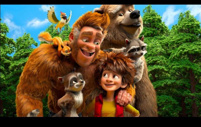 周六电影时光——《我的爸爸是森林之王》